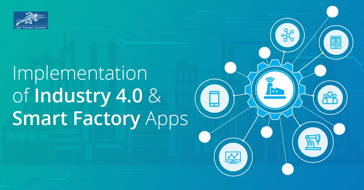 Baby Steps to Industry 4.0 Transition