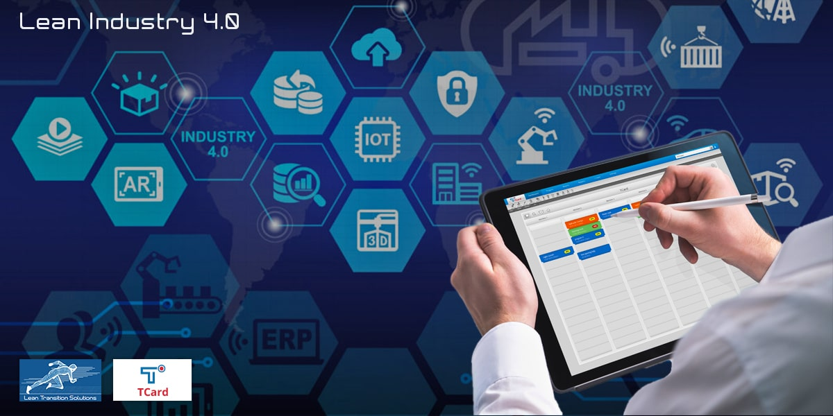 Relevance of dynamic T-cards in lean industry 4.0 environment
