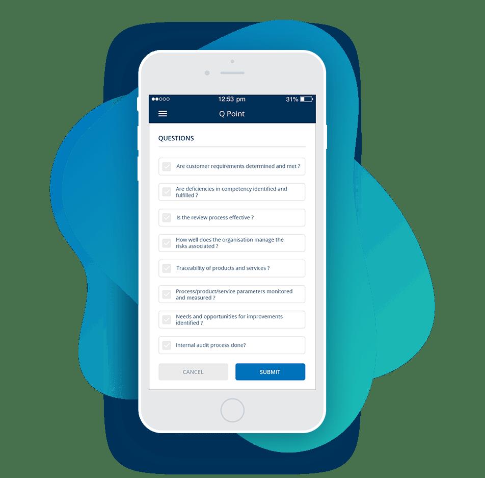 Customisable Questionnaire