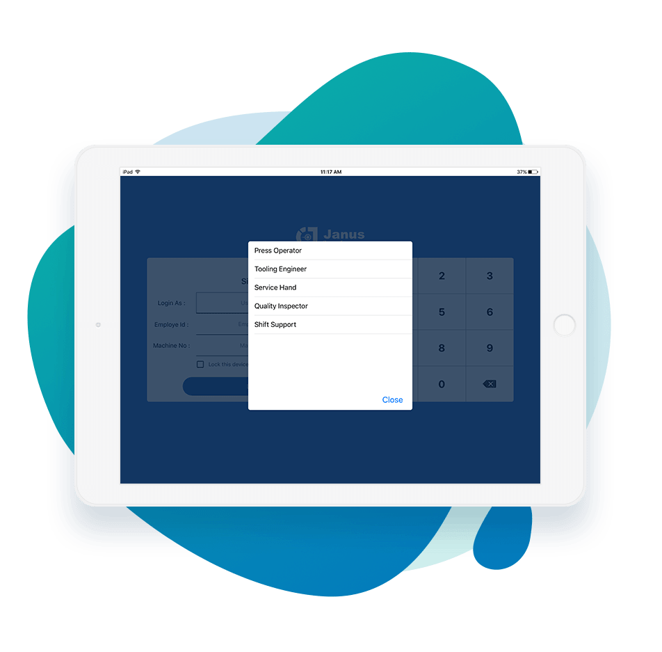Users and Shift Management