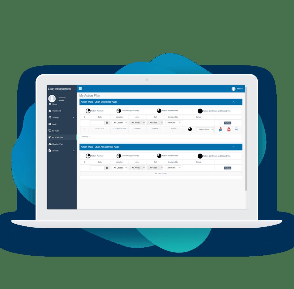 lean audit app Maintain Quality