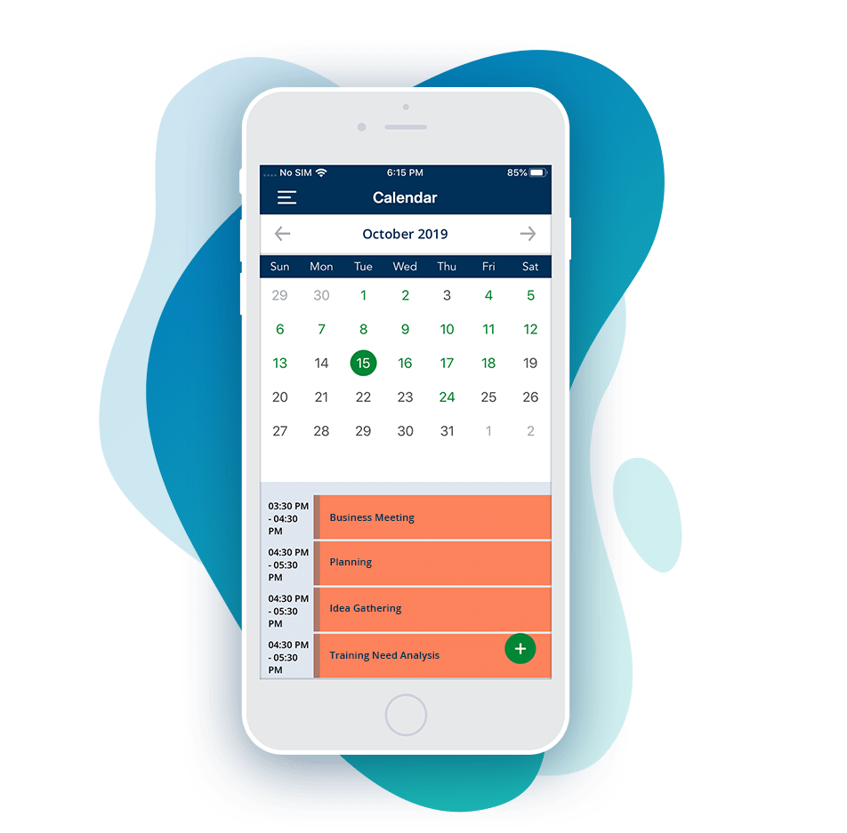 Scheduling Tool mentoring application