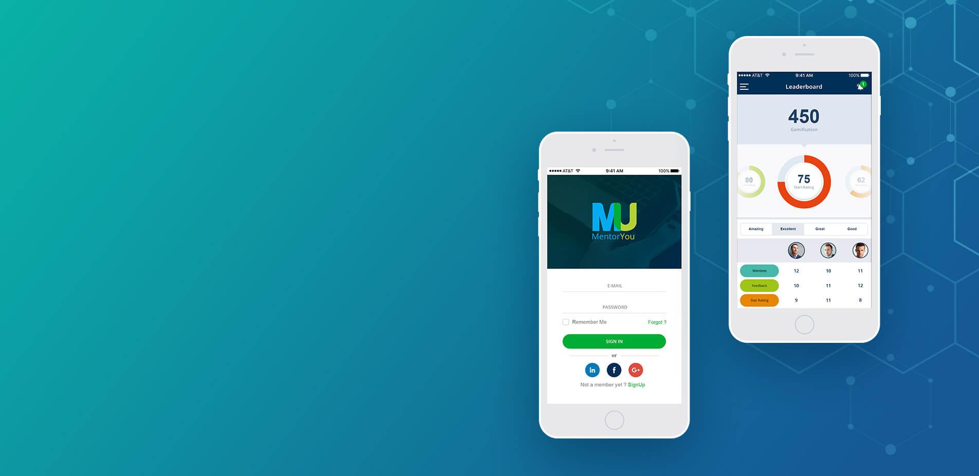 Mentoring Application MentorYou(MU)
