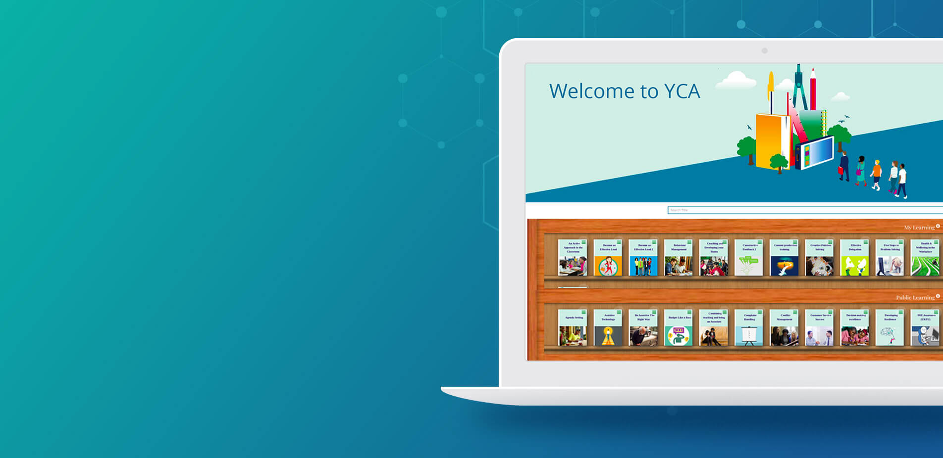 YCA e-Learning: e-Learning Management System