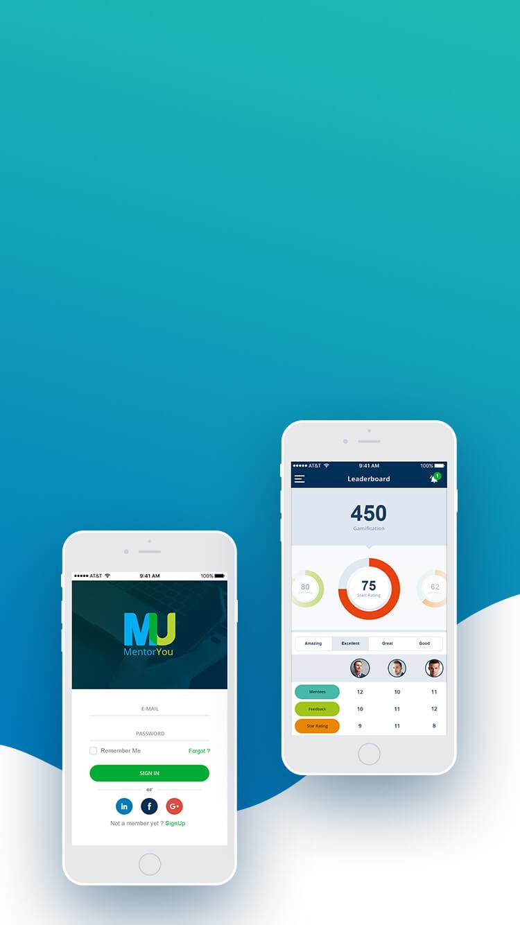 MentorYou(MU): Mentoring App
